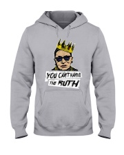YOU CANT HANDLE THE RUTH Hooded Sweatshirt front