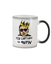 YOU CANT HANDLE THE RUTH Color Changing Mug thumbnail