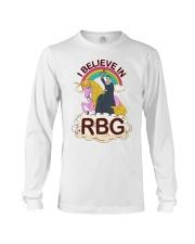 I BELIEVE IN RBG Long Sleeve Tee thumbnail