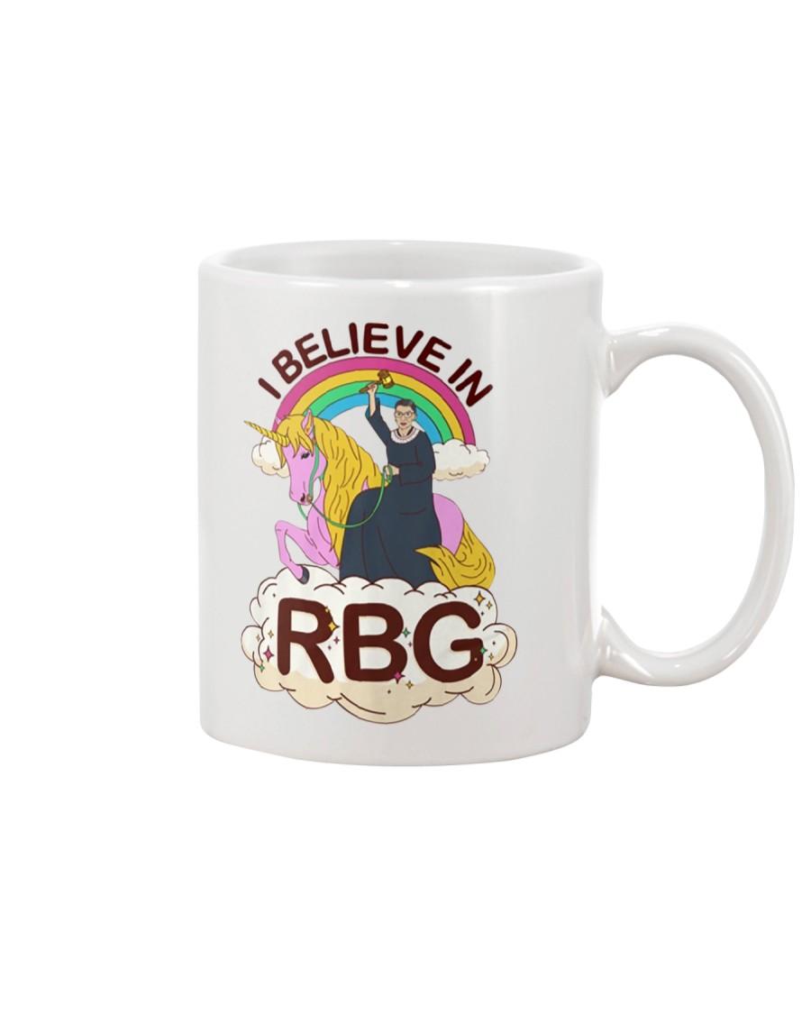 I BELIEVE IN RBG Mug