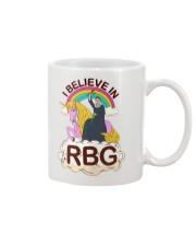 I BELIEVE IN RBG Mug thumbnail