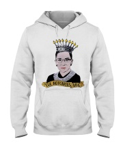 THE NOTORIOUS RBG Hooded Sweatshirt front