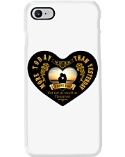 TO MY WIFE I LOVE YOU MORE TODAY THAN YESTERDAY Phone Case thumbnail