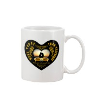 TO MY WIFE I LOVE YOU MORE TODAY THAN YESTERDAY Mug thumbnail