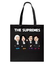 THE SUPREMES Tote Bag thumbnail