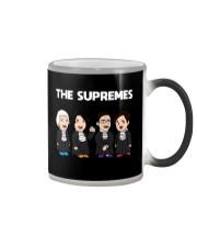 THE SUPREMES Color Changing Mug thumbnail