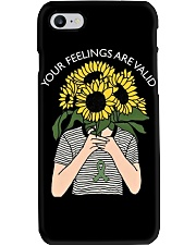 YOUR FEELINGS AREVAILID Phone Case thumbnail