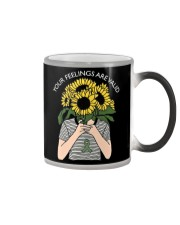 YOUR FEELINGS AREVAILID Color Changing Mug thumbnail