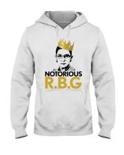 NOTORIOUS RBG Hooded Sweatshirt front