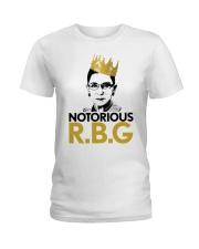 NOTORIOUS RBG Ladies T-Shirt thumbnail