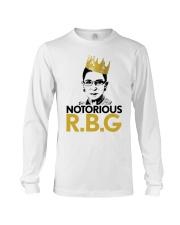 NOTORIOUS RBG Long Sleeve Tee thumbnail
