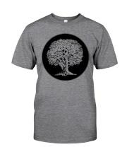 OAK TREE Classic T-Shirt front