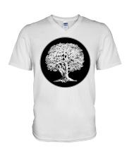 OAK TREE V-Neck T-Shirt thumbnail