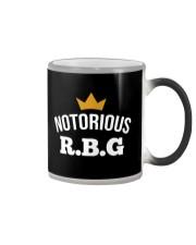 NOTORIOUS RBG Color Changing Mug thumbnail