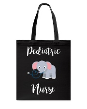 PEDIATRIC NURSE ELEPHANTS Tote Bag thumbnail
