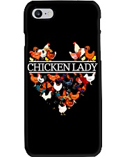 CHICKEN LADY Phone Case thumbnail