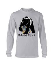 AUTISM MAMA BEAR Long Sleeve Tee thumbnail