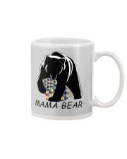 AUTISM MAMA BEAR Mug thumbnail