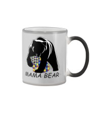 AUTISM MAMA BEAR Color Changing Mug thumbnail