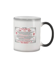 TO MY BEAUTIFUL WIFE I WILL ALWAYS LOVE YOU Color Changing Mug thumbnail