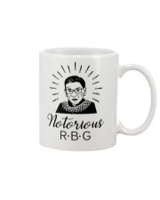 NOTORIOUS RBG Mug tile