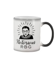 NOTORIOUS RBG Color Changing Mug tile