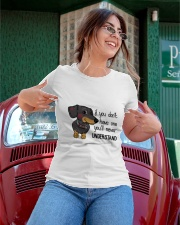 If you don't have one you'll never understand  Ladies T-Shirt apparel-ladies-t-shirt-lifestyle-01