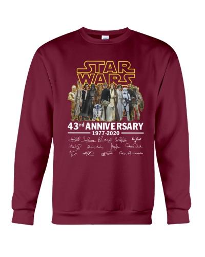 Star Wars 43Rd Anniversary 1977 2020 Shirt