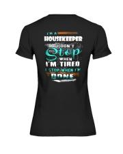 Housekeeper Premium Fit Ladies Tee thumbnail