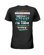 Housekeeper Ladies T-Shirt thumbnail