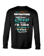 nursepractitioner Crewneck Sweatshirt thumbnail