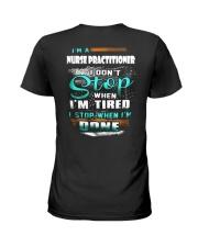 nursepractitioner Ladies T-Shirt thumbnail