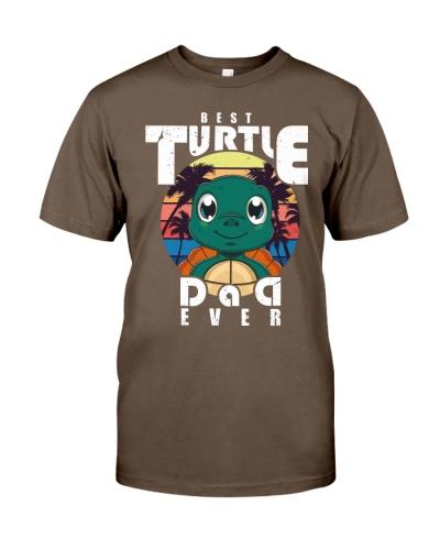 Best Turtle Dad Ever