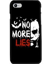 No more lies Phone Case thumbnail
