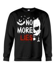 No more lies Crewneck Sweatshirt thumbnail