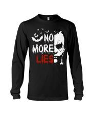 No more lies Long Sleeve Tee thumbnail