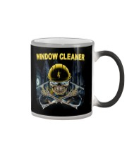 WINDOW CLEANER Color Changing Mug thumbnail
