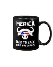 MERICA BACK TO BACK WORLD WAR CHAMPS Mug thumbnail
