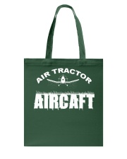 AIR TRACTOR AIRCAFT Tote Bag tile