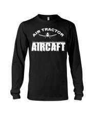 AIR TRACTOR AIRCAFT Long Sleeve Tee thumbnail