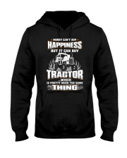 MONEY CAN'T BUY HAPPINESS BUT IT CAN BUY TRACTOR Hooded Sweatshirt thumbnail