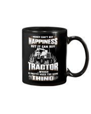 MONEY CAN'T BUY HAPPINESS BUT IT CAN BUY TRACTOR Mug thumbnail