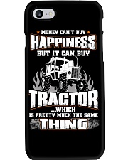 MONEY CAN'T BUY HAPPINESS BUT IT CAN BUY TRACTOR Phone Case thumbnail