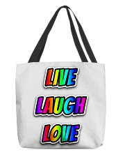 SummerVibes2020 All-over Tote thumbnail