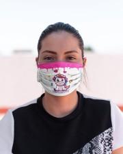 NaomiStrong Cloth face mask aos-face-mask-lifestyle-03