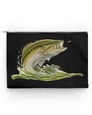 Green Bass - Love Fishing Accessory Pouch - Large thumbnail