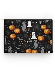 Pumpkin Fish Halloween - Love Fishing Accessory Pouch - Large thumbnail