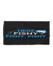 Here Fishy Fishy Fishy - Love Fishing Mask tile