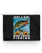 Just A Girl Who Loves Fishing - Love Fishing Accessory Pouch tile