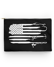 Fishing Flag - Love Fishing Accessory Pouch tile